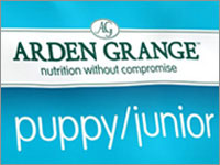 Arden Grange: Puppy Junior
